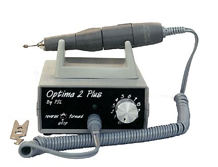 Optima 2 Plus Micro Motor Tool with 45,000 RPM hand piece